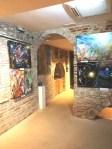 Prorogata a domenica 14 aprile la mostra di dipinti di Anna Grossi e Maria Rita Meloni, allestita nella Grotta Ipogeo di Piagge