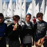 Sebastiano Valenti 4° assoluto al Trofeo Optimist Italia Kinder + Sport 2018