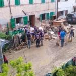 A cinque anni dall'alluvione Borgo Bicchia si ferma per riflettere e ringraziare i tanti volontari