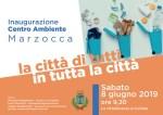 Sarà inaugurato sabato il nuovo Centro Ambiente di Marzocca per una gestione virtuosa del ciclo dei rifiuti
