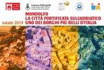 Tutti i mercoledì passeggiata serale alla scoperta di uno dei Borghi più Belli d'Italia: Mondolfo