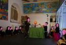"""Il percorso creativo """"Scarabocchio"""" ha concluso il suo primo anno con una prova aperta dedicata ai bambini"""