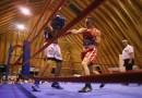 La boxe che piace alla gente è tornata a Sant'Angelo in Vado con protagonisti Guerra e Di Loreto