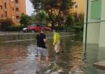 Allagamenti, strade e sottopassi chiusi: aperto anche a Senigallia il Centro operativo comunale