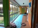 Iniziati a Trecastelli i lavori di adeguamento sismico della scuola dell'infanzia Peter Pan
