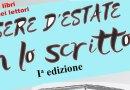 """Da venerdì a Monte Porzio la prima edizione di """"Serate d'estate con lo scrittore"""""""