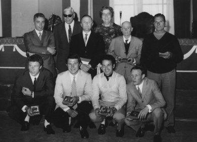 1969-Enzo-Tomassoni,-Vittorio-Joppolo,-Giuseppe-orciari,-Mariella-Vignoli.jPaolini,-Marcello-Badioli,Sergio-joni,-Giorgio-Mancinelli,-Sergio-Rossi,-Sergio-Mencarelli-copiax