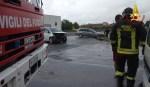 Tre feriti in uno schianto tra due auto lungo la Statale Arceviese