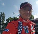 Domenica il pilota senigalliese Corrado Brunori torna in pista alla Mola di San Giovanni Reatino