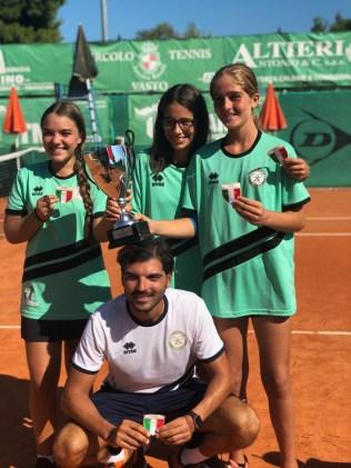 JESI tennis under12 campioni italia2019-10-03 (1)