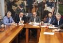 Vertice in Provincia con i parlamentari del territorio per fare il punto sul Nolfi ex Carducci di Fano e sul Raffaello di Urbino