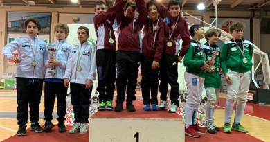 Argento e bronzo per la scherma di Senigallia ai campionati regionali