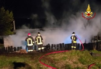 CHIARAVALLE incendio capanno vdf2020-01-22 (3)