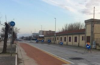 SENIGALLIA ciclovia adriatica lavori lungomare AgM2020-01-28 (2)