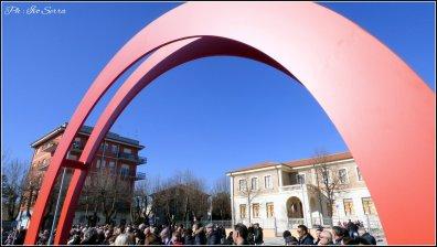 MONDAVIO inaugurazione piazza Ungaretti san michele al fiume2020-02-08 (2)
