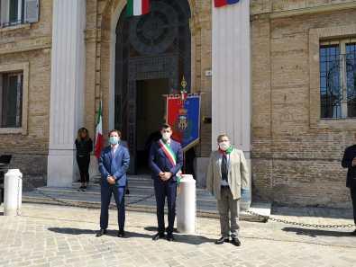 SENIGALLIA commemorazione liberazione2020-04-25 (2)