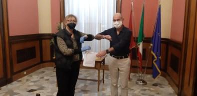 Bacci Massimo sindaco JESI mascherine2020-05-19 (1)