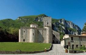 GENGA abbazia san vittore