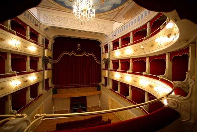CORINALDO teatro