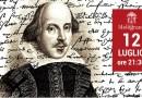 """""""Metti una sera con… William Shakespeare"""": domenica ai Giardini della Scuola Pascoli"""
