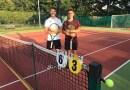 Tennis, l'under 16 maschile di Moie campione regionale