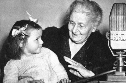 Maria Montessori alla BBC