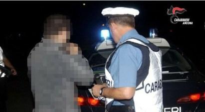 carabinieri JESI pattuglia etilometro2020-09-28