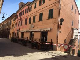 CORINALDO centro storico chiuso dopo crollo mura2021-02-19 (6)
