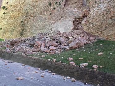 CORINALDO mura altri crolli2021-02-19 (11)