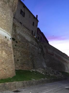 CORINALDO mura altri crolli2021-02-19 (7)