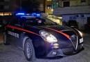 Abbandona la detenzione domiciliare, arrestato subito dopo dai carabinieri