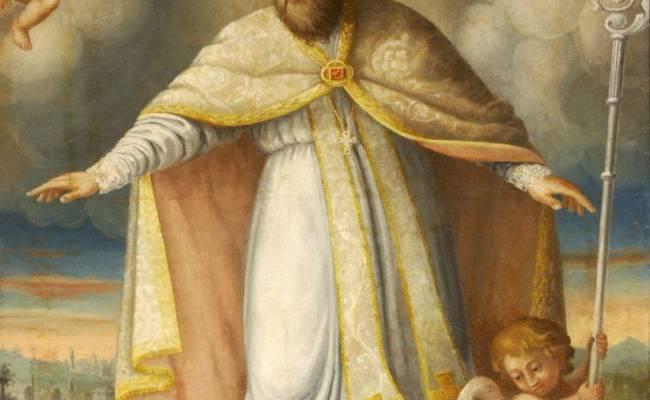 Il Santo Del Giorno San Massimo Vescovo La Luce Di Maria