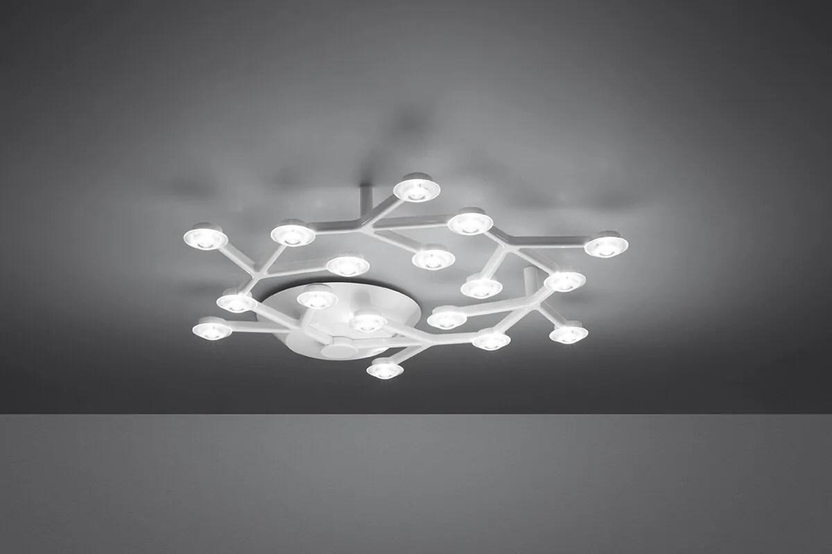 Led Net circolare soffitto  La Luce