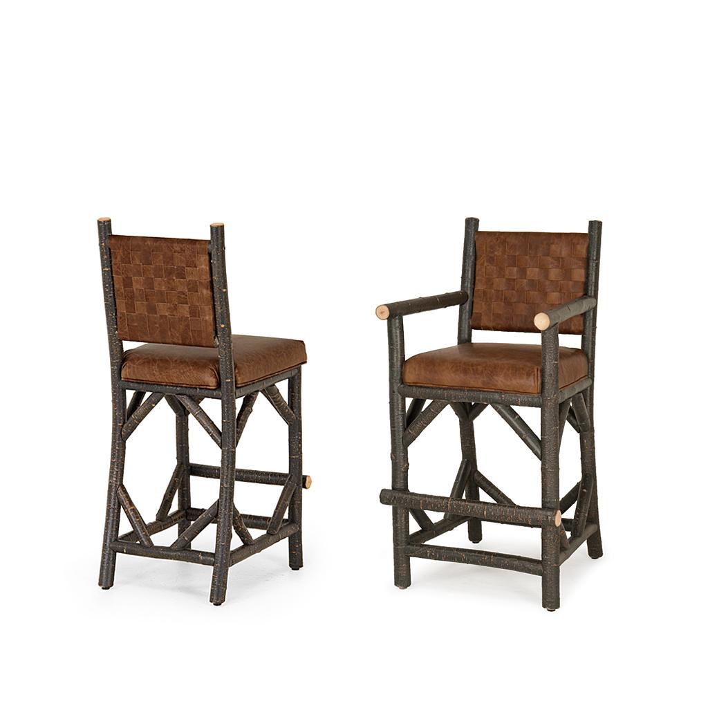 rustic counter stool bar stool la