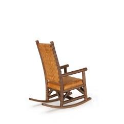 Rustic Rocking Chair Folding Plastic La Lune Collection