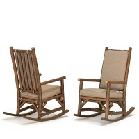 Rustic Rocking Chair | La Lune Collection