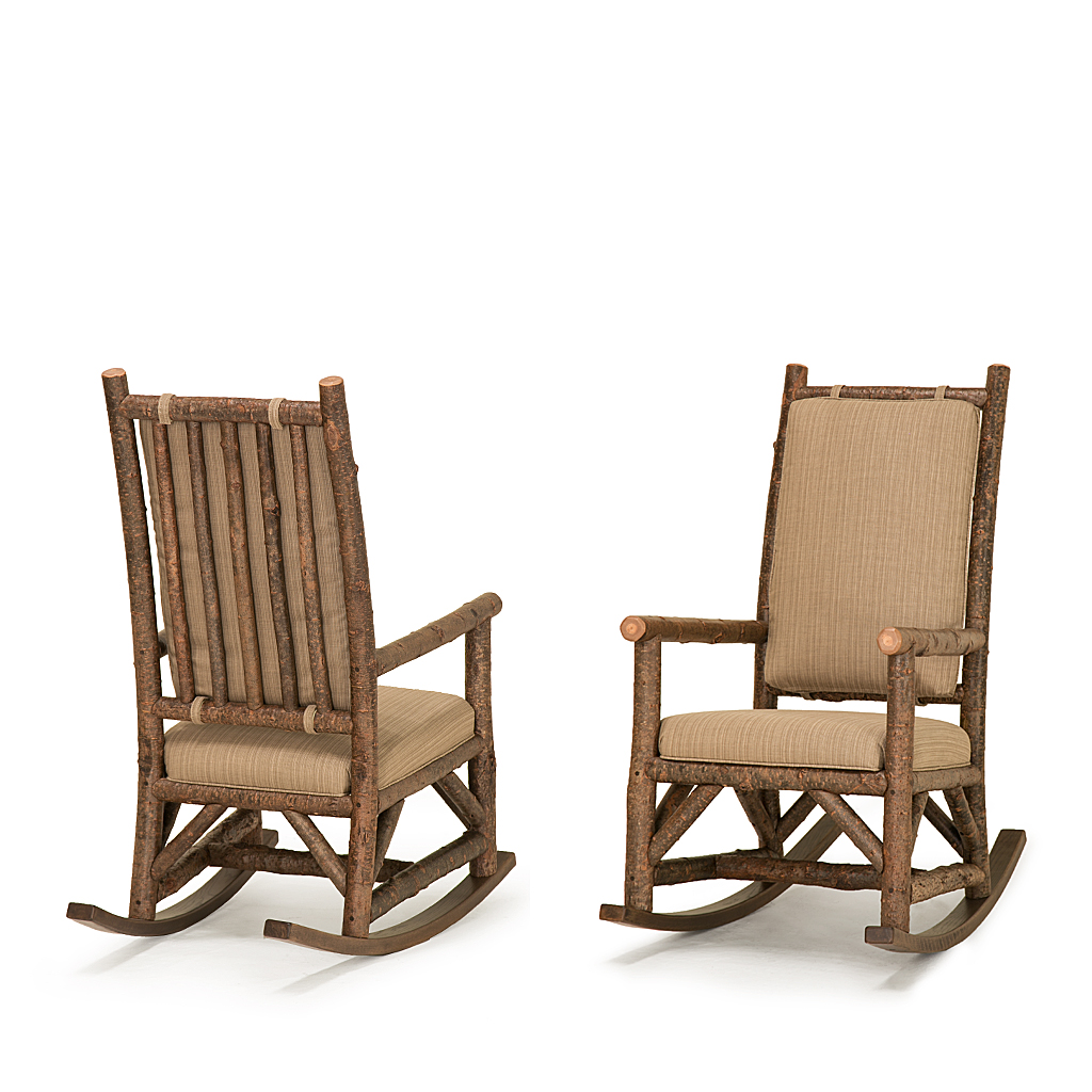 rustic rocking chair balanced active sitting la lune collection