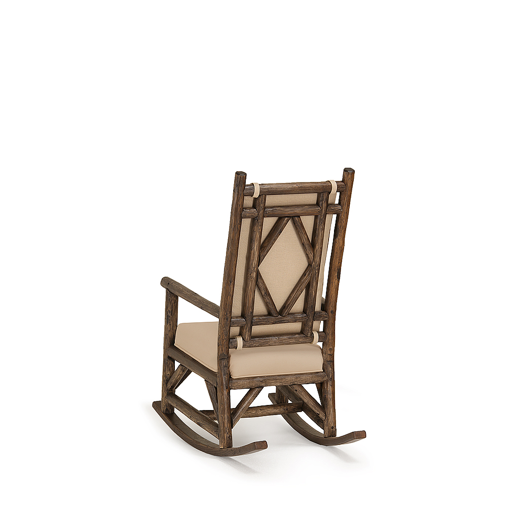 rustic rocking chair lawn replacement webbing la lune collection