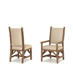 Rustic Dining Chair Swing Adelaide Side And Arm La Lune Collection