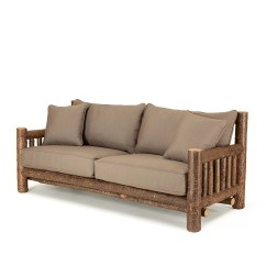 Rustic Sleeper Sofa 4 Seater Bed With Chaise Loon Peak Pabe Reviews Wayfair