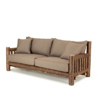 Rustic Sofa and Loveseat