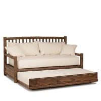 Rustic Trundle Daybed   La Lune Collection