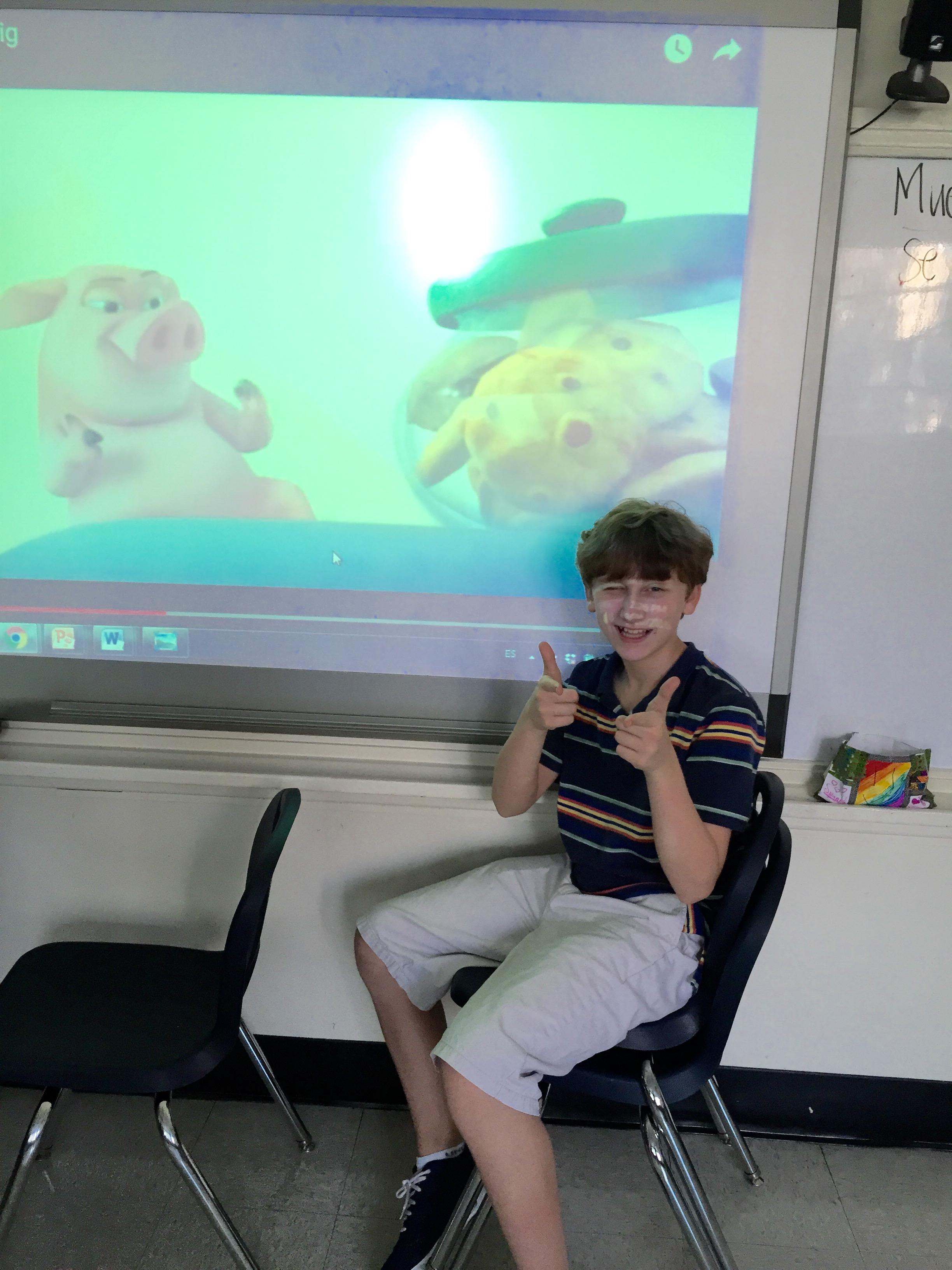 Dichos ROCK! Teaching idioms in a CI classroom.
