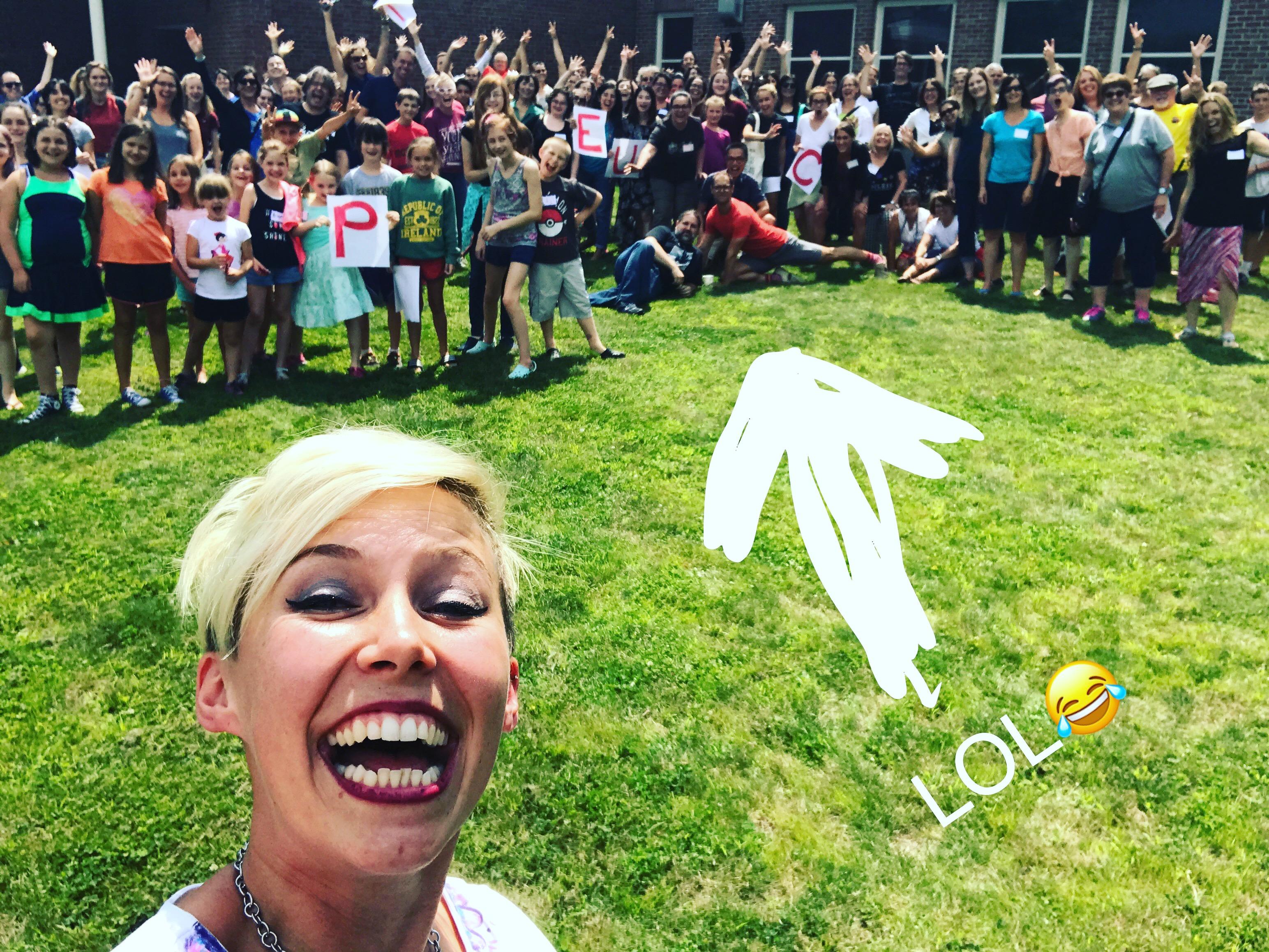 Vivacious in Vermont!: Express Fluency 2017