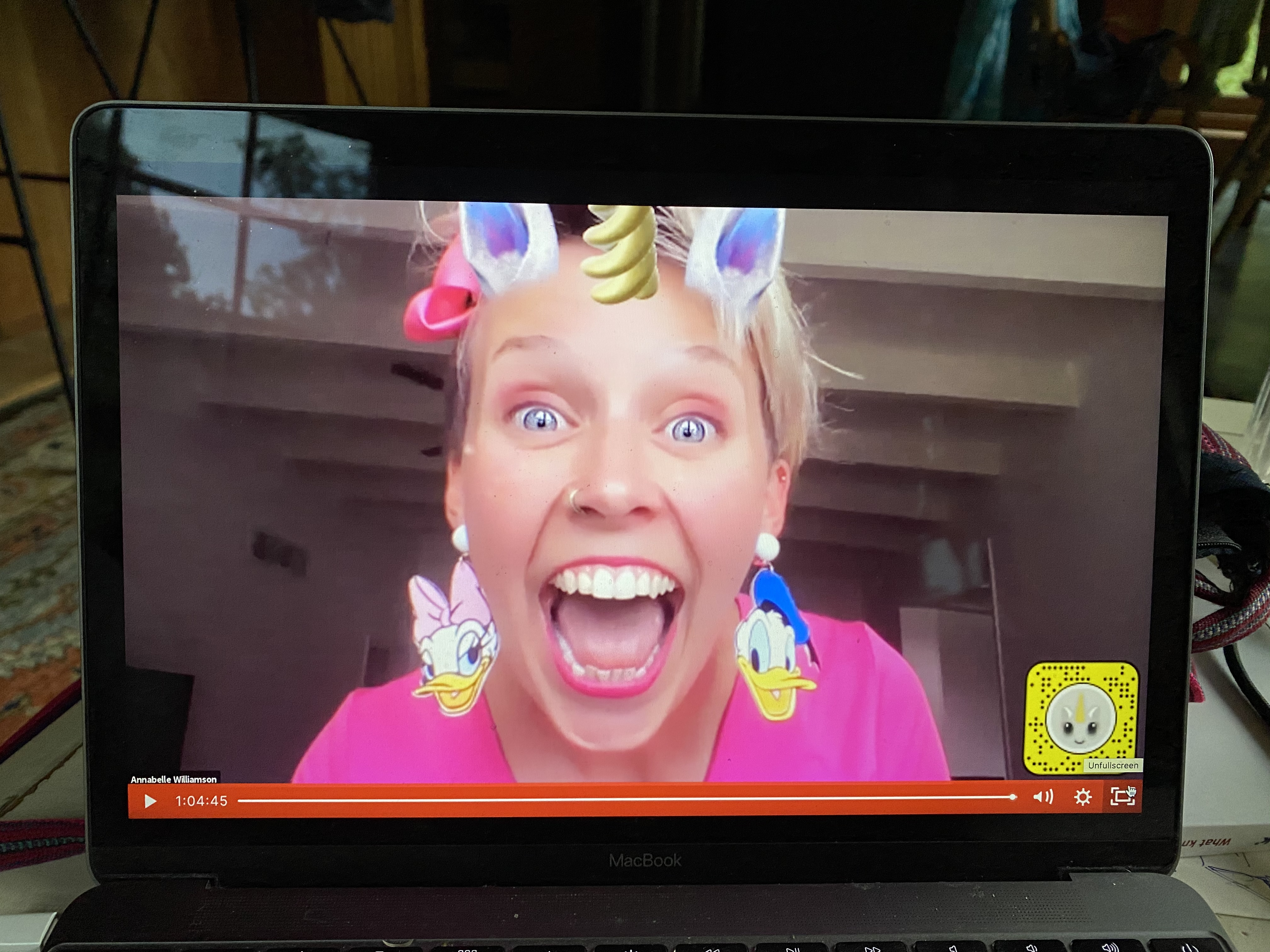 Creating Classroom Community Virtually! Part 1: Let them SEE you!
