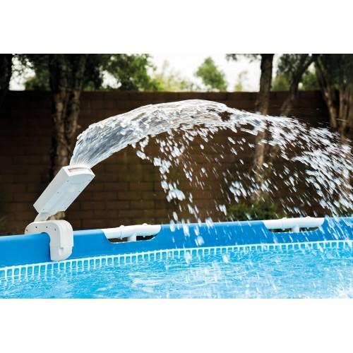 Spruzzino Led Multicolor Intex 28089 rendi la tua piscina coloratissima