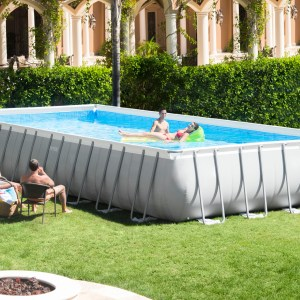 Piscina Ultra Frame Intex 28372 - cm 975x488x132