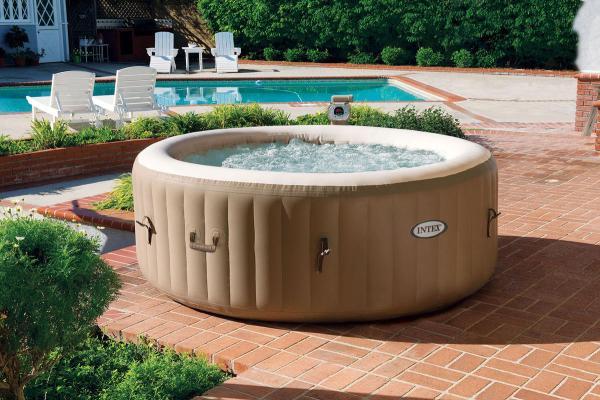 Idromassaggio Pure SPA™ Bubble Therapy Intex 28404 - cm 191x71 miglior scelta per il tuo relax