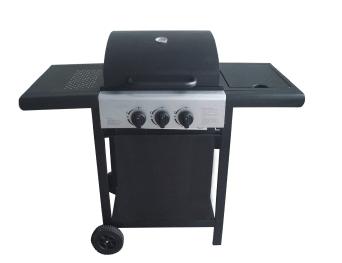 Barbecue a Gas Boston 2 Fuochi + 1