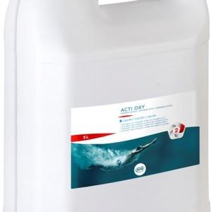 Acti Oxy Ossigeno Attivo Liquido Conf.5lt. Gre
